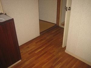マンションリフォーム2室内