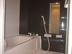マンションリフォーム2浴室施工後