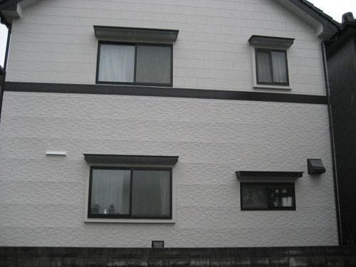 戸建/外壁