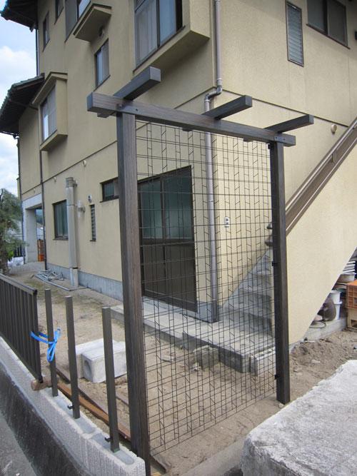 フェンス工事2 施工後3