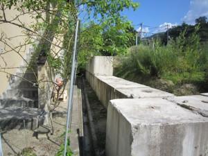フェンス工事2 施工前2