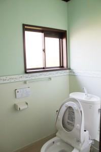 戸建てリフォーム トイレ施工後
