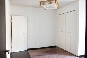 戸建てリフォーム 洋室施工後1