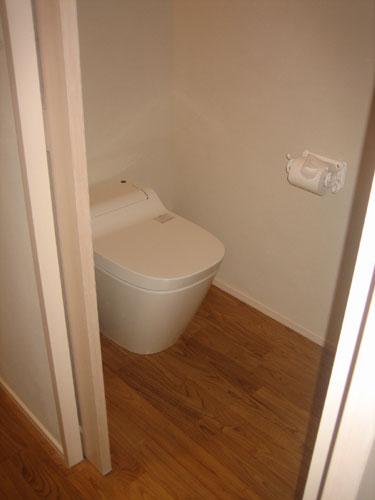 戸建/トイレ